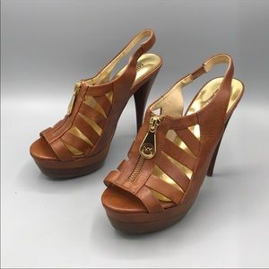 Michael Kors Caged Heels